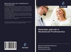 Bookcover of Materialen gebruikt in Maxillofacial Prosthodontics