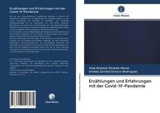 Обложка Erzählungen und Erfahrungen mit der Covid-19-Pandemie