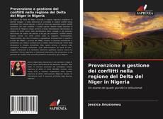 Prevenzione e gestione dei conflitti nella regione del Delta del Niger in Nigeria kitap kapağı