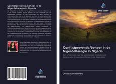 Bookcover of Conflictpreventie/beheer in de Nigerdeltaregio in Nigeria