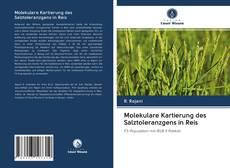 Buchcover von Molekulare Kartierung des Salztoleranzgens in Reis