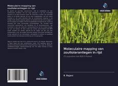 Buchcover von Moleculaire mapping van zouttolerantiegen in rijst
