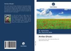Portada del libro de Amitav Ghosh: