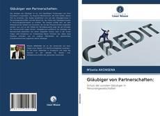 Bookcover of Gläubiger von Partnerschaften:
