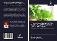 Buchcover von FYTOCHEMISCH ONDERZOEK VAN DE PLANT NYCTANTHES ARBOR TRISTIS LINN
