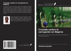 Bookcover of Cruzada contra la corrupción en Nigeria