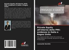 Couverture de Private Equity all'interno delle PMI: evidenze in Italia e Regno Unito