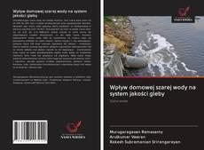 Borítókép a  Wpływ domowej szarej wody na system jakości gleby - hoz