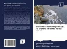 Borítókép a  Влияние бытовой серой воды на систему качества почвы - hoz