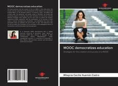 Couverture de MOOC democratizes education