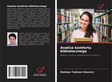 Bookcover of Analiza komfortu bibliotecznego