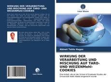 Bookcover of WIRKUNG DER VERARBEITUNG UND MISCHUNG AUF TARO- UND WEIZENMehl-COOKIES