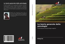 Portada del libro de La teoria generale della psicologia