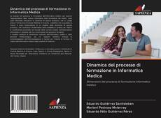 Copertina di Dinamica del processo di formazione in Informatica Medica