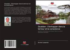 Capa do livro de Quaidan : S'échapper dans la terreur et la conscience