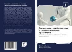 Bookcover of Социальная служба на стыке с терапевтическими практиками: