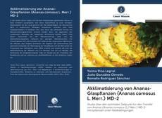 Copertina di Akklimatisierung von Ananas-Glaspflanzen (Ananas comosus L. Merr.) MD-2