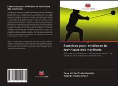 Capa do livro de Exercices pour améliorer la technique des martinets