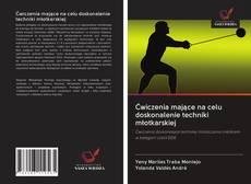 Bookcover of Ćwiczenia mające na celu doskonalenie techniki młotkarskiej