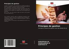 Bookcover of Principes de gestion