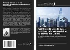 Обложка Cambios de uso de suelo residencial a comercial en la ciudad de Lusaka