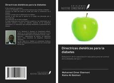 Обложка Directrices dietéticas para la diabetes
