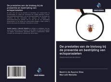 De prestaties van de bioloog bij de preventie en bestrijding van ectoparasieten kitap kapağı