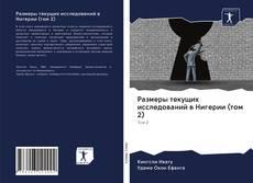 Bookcover of Размеры текущих исследований в Нигерии (том 2)