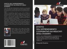 Обложка EFFETTO DELL'APPRENDIMENTO COOPERATIVO SUI RISULTATI DEGLI STUDENTI.