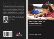 Portada del libro de La comunicazione nel sistema educativo