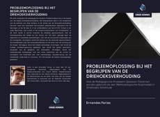 Copertina di PROBLEEMOPLOSSING BIJ HET BEGRIJPEN VAN DE DRIEHOEKSVERHOUDING
