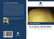 Обложка D. G. Byron und die Bibel
