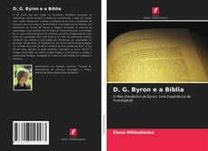 Обложка D. G. Byron e a Bíblia