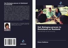 Bookcover of Het Bologna-proces in Duitsland en Rusland
