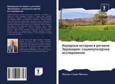 Народные истории в регионе Эррахидии: социокультурное исследование的封面