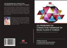 Bookcover of LES PROBLÈMES DE CONVECTION THERMIQUE EN MILIEU FLUIDE ET POREUX