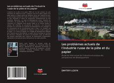 Les problèmes actuels de l'industrie russe de la pâte et du papier的封面