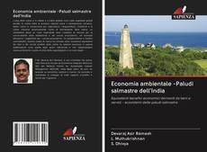 Обложка Economia ambientale -Paludi salmastre dell'India
