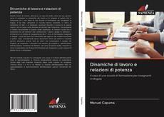 Bookcover of Dinamiche di lavoro e relazioni di potenza