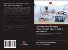 Bookcover of Proposition de stratégie d'intervention pour réduire la prévalence