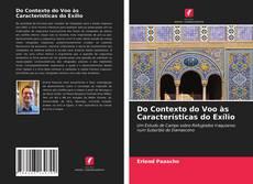 Capa do livro de Do Contexto do Voo às Características do Exílio