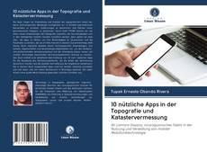 Bookcover of 10 nützliche Apps in der Topografie und Katastervermessung