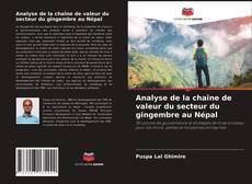 Copertina di Analyse de la chaîne de valeur du secteur du gingembre au Népal