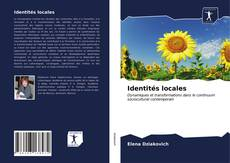 Couverture de Identités locales
