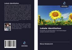 Bookcover of Lokale identiteiten