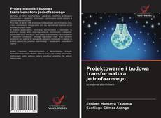 Bookcover of Projektowanie i budowa transformatora jednofazowego