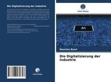 Capa do livro de Die Digitalisierung der Industrie