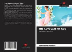 Copertina di THE ADVOCATE OF GOD