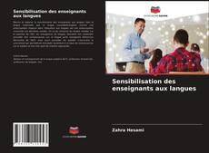 Bookcover of Sensibilisation des enseignants aux langues