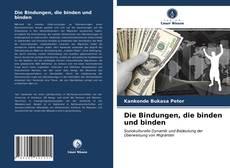 Capa do livro de Die Bindungen, die binden und binden